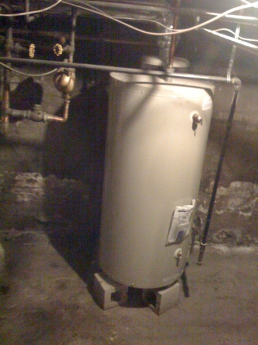 Legislate mandates for water heater tank insulation - this saves 4-9% energy use